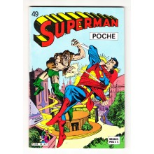 Superman Poche N° 49 - Comics DC