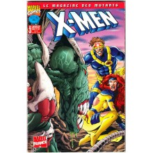 X-MEN LE MAGAZINE (MARVEL FRANCE) N°3