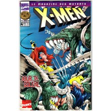 X-MEN LE MAGAZINE (MARVEL FRANCE) N°4