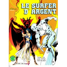 Top Bd N° 8 - Le Surfeur D' Argent - Comics Marvel