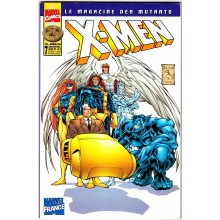 X-MEN LE MAGAZINE (MARVEL FRANCE) N°7