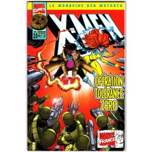 X-MEN LE MAGAZINE (MARVEL FRANCE) N°10