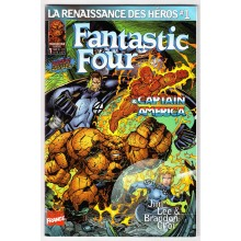 Fantastic Four (Marvel France - 1° série) N° 1 - Comics Marvel