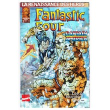 Fantastic Four (Marvel France - 1° Série) N° 2 - Comics Marvel
