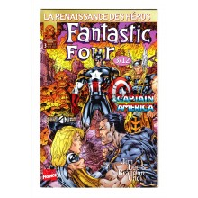 Fantastic Four (Marvel France - 1° Série) N° 3 - Comics Marvel.