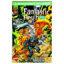 Fantastic Four (Marvel France - 1° Série) N° 4 - Comics Marvel