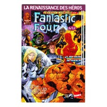 Fantastic Four (Marvel France - 1° Série) N° 6 - Comics Marvel