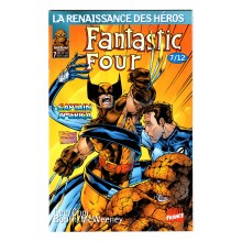 Fantastic Four (Marvel France - 1° Série) N° 7 - Comics Marvel