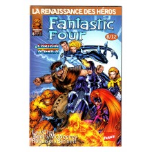 Fantastic Four (Marvel France - 1° Série) N° 8 - Comics Marvel