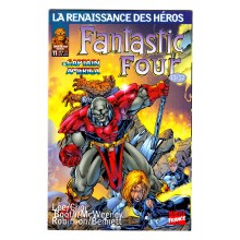 Fantastic Four (Marvel France - 1° Série) N° 11 - Comics Marvel
