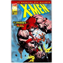 X-MEN LE MAGAZINE (MARVEL FRANCE) N°18