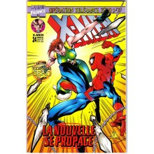 X-MEN LE MAGAZINE (MARVEL FRANCE) N°24