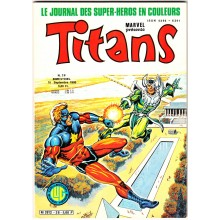 Titans (Lug / Semic) N° 28 - Comics Marvel