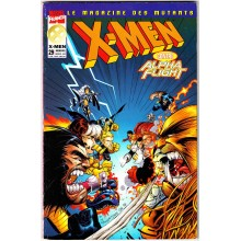 X-MEN LE MAGAZINE (MARVEL FRANCE) N°29