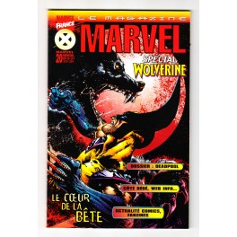 Marvel (Marvel France) N° 20 - Comics Marvel