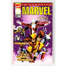 Marvel (Marvel France) N° 24 - Comics Marvel