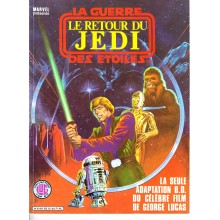 Top Bd N° 3 - Le Retour du Jedi - Comics Marvel