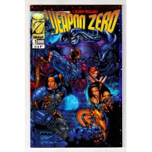 Weapon Zero - Collection Complète - N° 1 à 9 - Comics Image