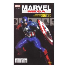 Marvel Méga N° 21 - Secret War - Comics Marvel