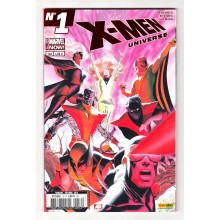 X-Men Universe (4° Série) N° 16A - Comics Marvel