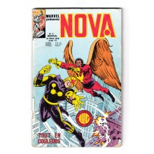 Nova (Lug / Semic) N° 2 - Comics Marvel