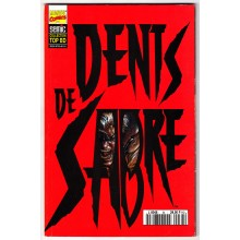 "TOP BD N°34 ""DENTS DE SABRE"""