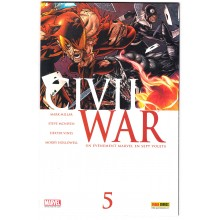 CIVIL WAR N°5