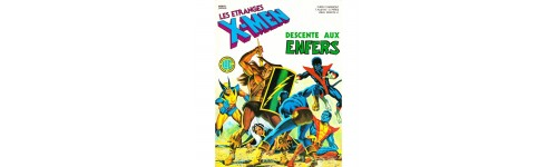 X-Men (Les Etranges) (Lug -Semic)